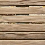 Veelvoudige houten planken Royalty-vrije Stock Foto's