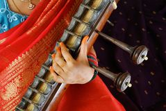 Free Veena Stock Image - 163470211