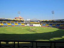 Veenmolstadion India Stock Afbeelding