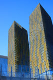 Veer Towers at CityCenter, Las Vegas Royalty Free Stock Photography