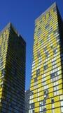 Veer Towers in Las Vegas Stock Photo