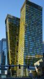Veer Towers in Las Vegas Royalty Free Stock Photos