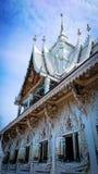 Veerachote de Wat, Chachoengsao, Thaïlande photo libre de droits