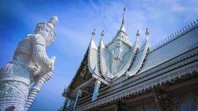 Veerachote de Wat, Chachoengsao, Thaïlande Image libre de droits