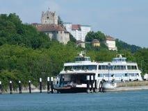 Veerboot royalty-vrije stock fotografie