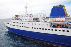 Veerboot Royalty-vrije Stock Foto's