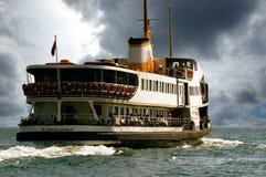 Veerboot Royalty-vrije Stock Afbeelding