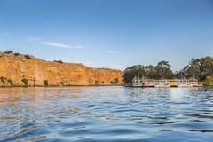 Veerboot kruising Stock Foto's