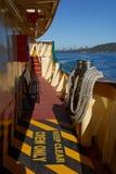 Veerboot op Sydney Harbour royalty-vrije stock afbeelding
