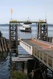 Veerboot, Puget Sound stock fotografie
