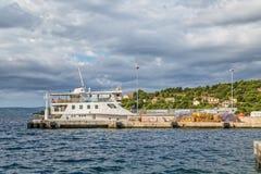 Veerboot in Sumartin Stock Fotografie
