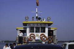 Veerbootstoomboot Royalty-vrije Stock Foto