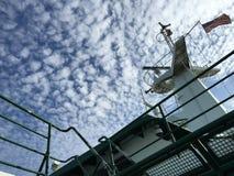 Veerboottoren royalty-vrije stock afbeeldingen