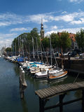 Veere, Zeeland, Netherlands Royalty Free Stock Photography