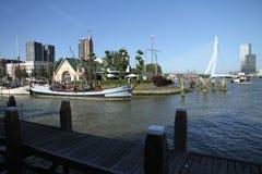 Veerhaven Rotterdam Zdjęcie Stock