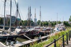 Veerhaven Rotterdam Stock Photos