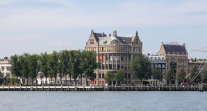 Veerhaven in Rotterdam, The Netherlands Royalty Free Stock Photos