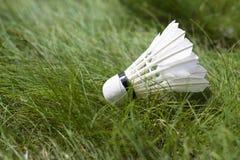 Veershuttle op het groene gazon Royalty-vrije Stock Afbeelding