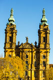 Veertien Heilige Helpers, Duitsland Stock Foto