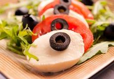 Veg Salat Lizenzfreies Stockfoto