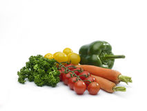 Veg selection Royalty Free Stock Images