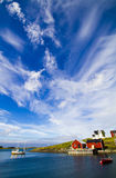 vega της Νορβηγίας 2 νησιών Στοκ εικόνες με δικαίωμα ελεύθερης χρήσης