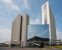 Vega housing of Izmajlovo hotel Stock Image