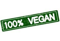 Vegan 100 процентов Стоковые Изображения RF