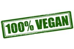 Vegan 100 процентов Стоковые Фотографии RF