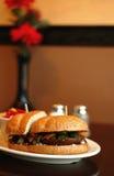 vegan сандвича Стоковое фото RF