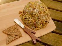 Vegan Cheeseball Stock Image