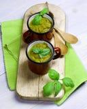 Vegan Cream Soup Stock Photos