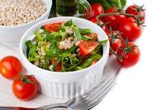 Vegan cuisine, food background Stock Image