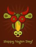 Vegan day Royalty Free Stock Photos