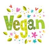 Vegan Royalty Free Stock Image