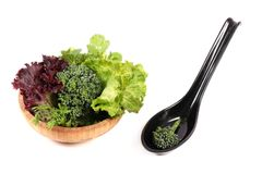 Vegan diet Stock Photo