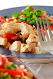 Vegan dish Royalty Free Stock Images