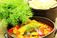 Vegan dish Stock Photo