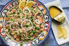 Vegan food on bowl Royalty Free Stock Image