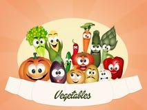 Vegan food Stock Image
