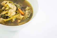 Vegan food popular menu in Nine Emperor Gods Festival ( J food ) Royalty Free Stock Image