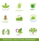 Vegan Food. Royalty Free Stock Images