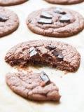 Vegan gluten free cookies Stock Image