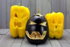 Vegan Halloween Royalty Free Stock Photography