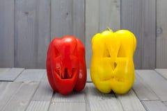 Vegan Halloween Royalty Free Stock Image