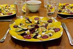 Vegan meal Royalty Free Stock Photos