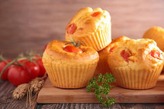 Vegan muffin Royalty Free Stock Images