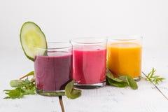 Vegan non dairy alternative milkshake. Oat flakes milk with berryes on white table royalty free stock image