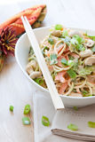 Vegan Pad Thai Stock Images