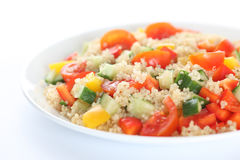 Vegan Quinoa salad Royalty Free Stock Photos